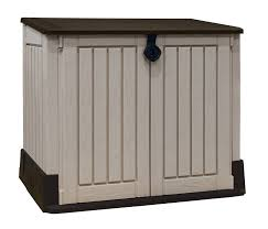 Rubbermaid Slide Lid Shed Manual by Keter Store It Out Midi 30 Cu Ft Resin Storage Shed All Weather