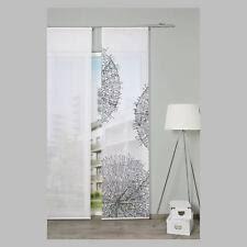 moderne gardinen vorhänge schiebevorhang fürs badezimmer
