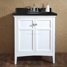 Bathroom Vanity Tower Ideas by 30 Bathroom Vanity Silkroad 30 Inch Bathroom Vanity Cottage