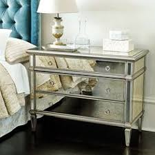 Z Gallerie Glass Dresser by Borghese Mirrored 3 Drawer Chest From Z Gallerie Http Www