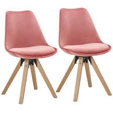 esszimmerstühle rosa zum verlieben wayfair de