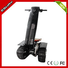 ESWAY E2 All Terrain Cross Country Caterpillar Gas Scooter