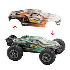 100 Brushless Rc Truck Amazoncom RC Car4WD OffRoad Monster 24