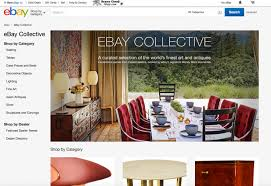 Ebay Sofas And Stuff by Ebay U0027s New High End Furniture Shop Ebay Collective Includes A