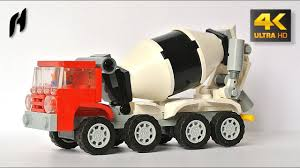 Lego Concrete Mixer Truck (MOC - 4K) - YouTube Lego 60018 City Cement Mixer I Brick Of Stock Photo More Pictures Of Amsterdam Lego Logging Truck 60059 Complete Rare Concrete For Kids And Children Stop Motion Legoreg Juniors Road Repair 10750 Target Australia Bruder Mack Granite 02814 Jadrem Toys Spefikasi Harga 60083 Snplow Terbaru Find 512yrs Market Express Moc1171 Man Tgs 8x4 Model Team 2014 Ke Xiang 26piece Cstruction Building Block Set