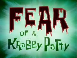 Spongebob That Sinking Feeling Full Episode by Fear Of A Krabby Patty Nickelodeon Fandom Powered By Wikia