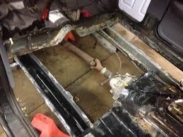 new floor pans