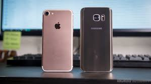 Samsung Galaxy S7 vs Apple iPhone 7 Android Authority