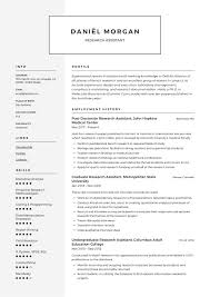 Research Assistant Resume & Writing Guide | +12 Resume ... Resume For Research Assistant Sample Rumes Interns For Entry Level Clinical Associate Undergraduate Assistant Example Executive Administrative Labatory Technician Free Lab Examples By Real People Market Objective New Teacher Aide No Experience Elegant Luxury Psychology Atclgrain Biology Ixiplay