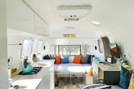 100 Inside An Airstream Trailer Vintage With Custom Detailing Asks 78K Curbed