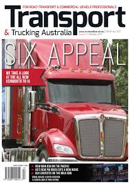 Transport & Trucking Issue 113 By Transport Publishing Australia - Issuu