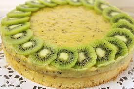 kiwi kuchen rezept obstkuchen mit kiwi curd kuchen