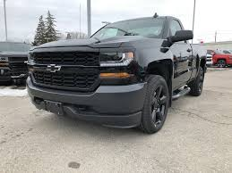 New 2018 Chevrolet Silverado 1500 2 Door Pickup In Courtice, ON U420