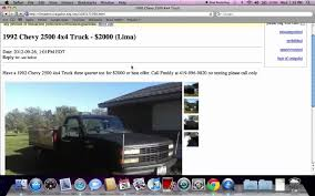 Craigslist Lima Ohio Used Cars - Local For Sale By Owner Options ...