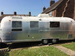 100 Airstream Vintage For Sale 1969 Overlander Classic Caravan In Winchester Hampshire Gumtree