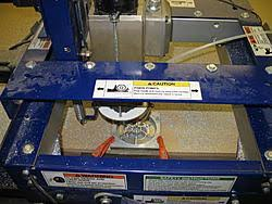 can a wood router cut aluminium