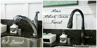 Moen Motionsense Faucet Not Working by I U0027m In Love With A Faucet Moen Motionsense