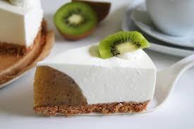 kiwi joghurt torte