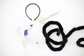 how to make cat ears diy cat ears headband for