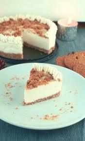 gesunder spekulatius cheesecake ohne backen leckeres rezept