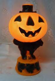 Vintage Halloween Blow Molds Craigslist by Vintage 1969 Empire Blow Mold Lighted Halloween Pumpkin Jack O