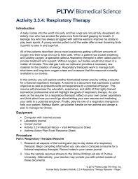 Respiratory Therapist Resume Sample Inspirational Respiratoryist Examples Pltw Resumes Of 25 Lovely
