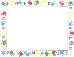 Borders Paper Designs School Clip Art Border Free