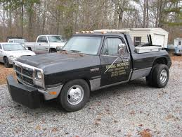 REPO TRUCK, SNATCH TRUCK, WRECKER, TOW TRUCK, - Classic Dodge Ram ...