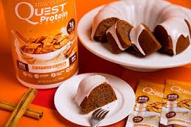 Recipe Quest Cinnamon Crunch Bundt Cake
