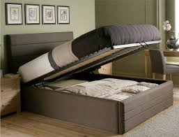 inspiring platform bed with storage underneath with build a
