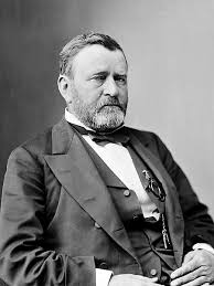 Ulysses S Grant Destined To Be The 18th President Was Born In A Tiny Hamlet Ohio Called Point Pleasant On April 27 1822 One Room