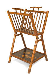 Victorian Bamboo Magazine Rack | NEWEL Victorian Bamboo Folding Screen The Annual Singapore Design Week Is Back With Over 100 Vtg Pair Parzinger Rattan Woven Chair Regency Victorian Design Mirror Antique Bamboo 3 Tier Table In Rh11 Crawley For Folding Campaign Chair Hoarde Az Of Fniture Terminology To Know When Buying At Auction French Colonial Faux Restoration Project C1900 Walnut Deck Circa A Guide Buying Vintage Patio Fniture V Studio Forest On The Roof Divisare