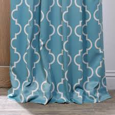 Teal Blackout Curtains Canada by Seville Dusty Teal Blackout Curtains Drapes
