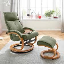 schwenk lehnstuhl mit ottomane chaise lounge sessel hause oder büro wohnzimmer möbel moderne einstellbare sitz liege