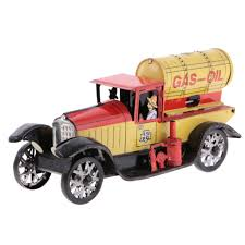 Vintage Gas-oil Truck Model Wind-up Clockwork Tin Toy Collectible ... Bargain Johns Antiques Blog Archive Buddy L Pressed Steel Antique Cast Iron Arcade Toy Intertional Dump Truck Ride Em For Sale Sold Fire Trucks For Sale Wen Mac Texaco Truck Speechless Sunday Garden Planters Vintage Diecast Metal Milk 1930s Stock Photo 3105894 Aerial Ladder Circa 261930 1937 Ford Pickup Red 124 Scale American Classic Diecast Image Free Space Toys Price Guide Information
