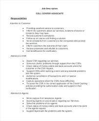 Call Center Agent Job Description Outbound Sales