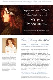 Fau Living Room Theater Boca Raton Florida by Reception And Intimate Conversation With Melissa Manchester