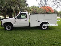 100 Utility Service Trucks For Sale 2000 Chevrolet 3500 2500 Truck