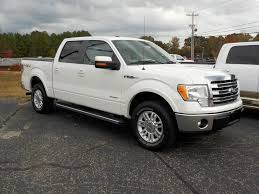 100 2013 Ford Truck PreOwned F150 Lariat Crew Cab Pickup In Lexington 21573