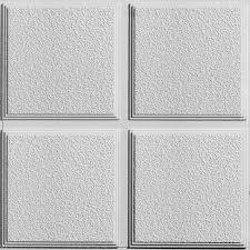 2x2 Ceiling Tiles Canada by Shop Armstrong 12 Pack Cascade Homestyle Ceiling Tile Panel