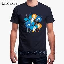 New Fashion Crypto Party T Shirt