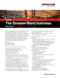 dresser rand overview brochure dresser rand pdf catalogue