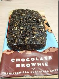Food Review Clif Bar Chocolate Brownie