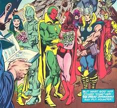 In The Meantime Avengers Quest Had Them Brought To Immortus Who Sent Through Time Order Learn About Their Pasts Vision Discovered