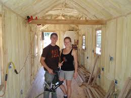 100 Tiny Home Plans Trailer Erin And Dondis OffGrid House House Blog