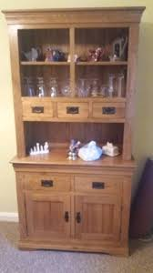 Dining Room Cabinet Oak Furniture Land Excellent Condition