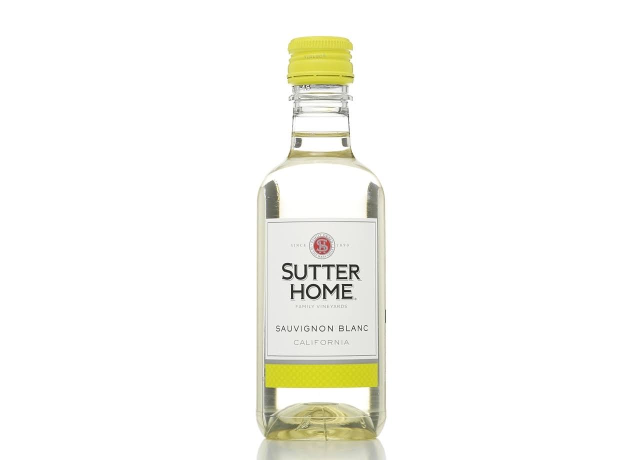 Sutter Home Sauvignon Blanc - 187.5ml