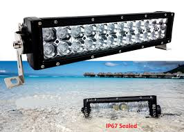 100 Utv Truck Rack 14 OZUSA 3D Light Bar LED 72w Off Road Work Roof Rack UTV