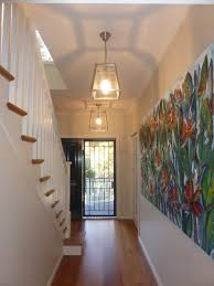 entrance pendant lights hanging light small hallway slowly