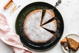 mallorquinischer mandelkuchen
